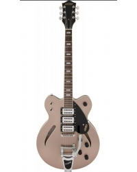 Полуакустическая гитара GRETSCH G2627T STREAMLINER FSR SHORELINE GOLD