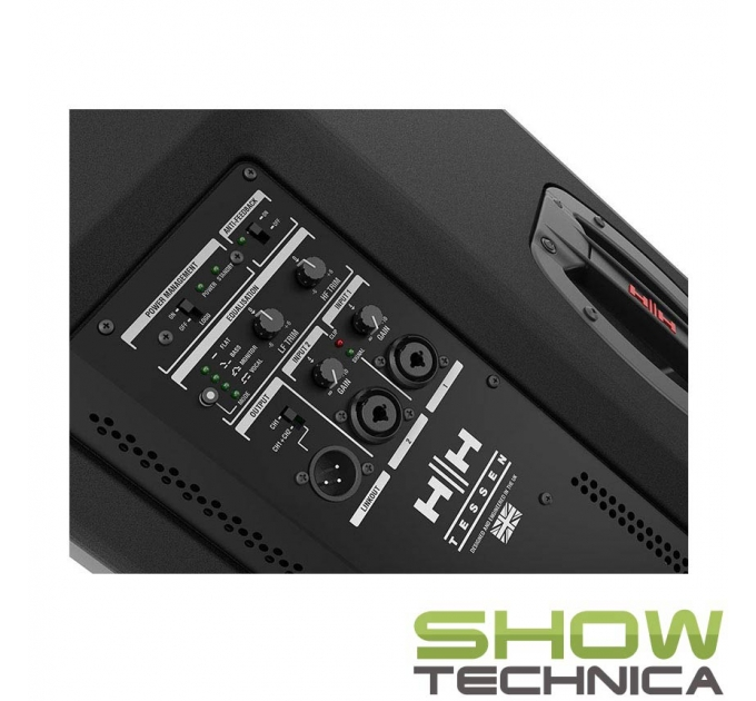 HH Electronic TNE-1501 - активная акустическая система