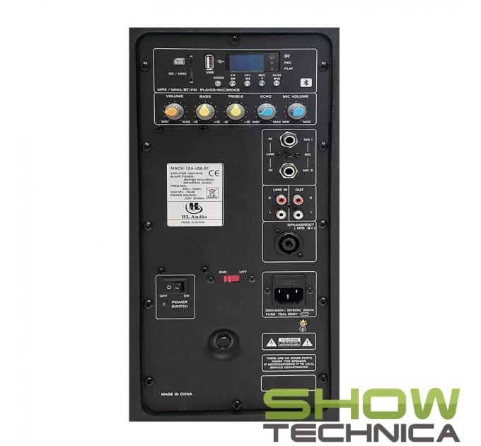 HL Audio MACK12A USB BT - активная акустическая система