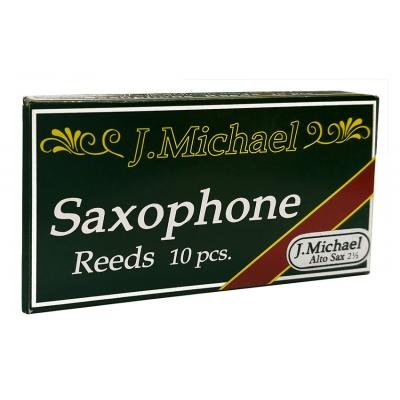 Набор тростей для альт саксофона J.MICHAEL R-AL 2.5