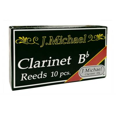 Набор тростей для кларнета Bb J.MICHAEL R-CL 1.5