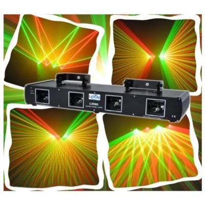 Лазер LanLing L2500 Four Lens Laser Light
