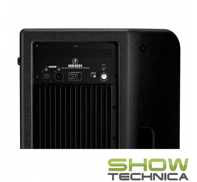 Mackie HD1221 - активная акустическая система