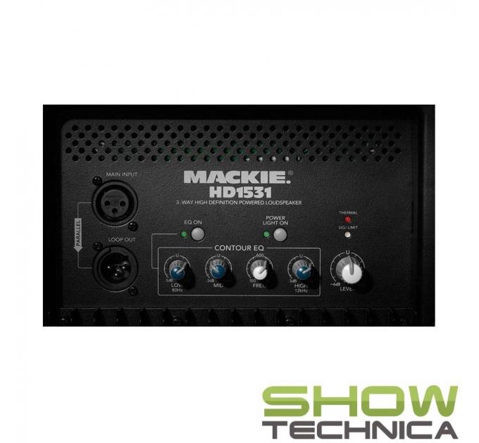 Mackie HD1531 - активная акустическая система