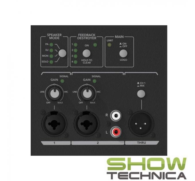Mackie SRM 650 - активная акустическая система