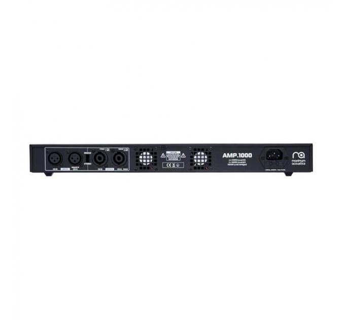 Усилитель Maximum Acoustics AMP.1000