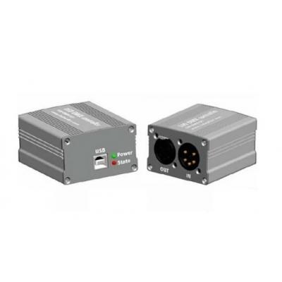 DMX контроллер New Light LM-U1 с USB портом