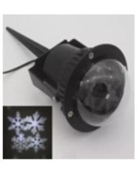 LED прожектор водонепроницаемый New Light LSP-SNOW-W-DOME