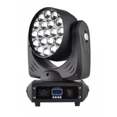 LED Голова New Light M-YL19-12 19x15W Moving Head with Zoom