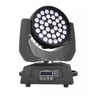 LED Голова New Light PL-13 36*18W RGBW 4 в 1 LED Moving Head Light With Zoom