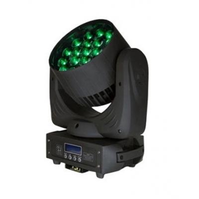 LED Голова New Light PL-65 19*15W Beam LED Zoom Moving Head Light
