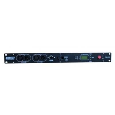 PLC Передатчик DMX-сигнала New Light PLC1024