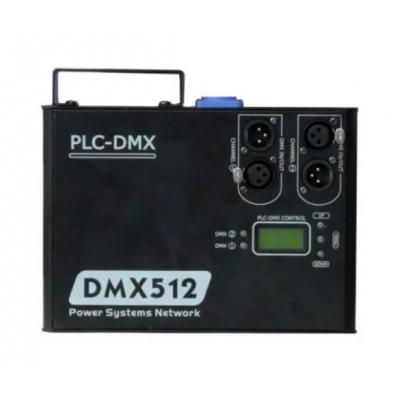 PLC Передатчик DMX-сигнала New Light PLC512T