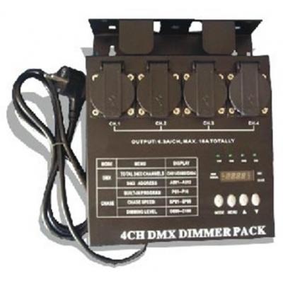 DMX Dimmer Pack New Light PR-404A