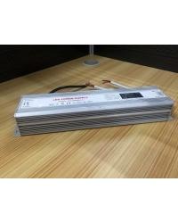 LED Блок питания водонепроницаемый NGS 12200KA-C, тонкий 200 Вт
