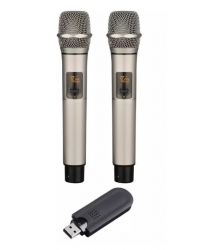 USB-беспроводная микрофонная система NGS UF-220A