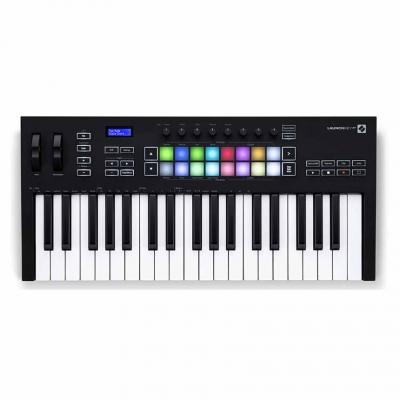 MIDI клавиатура NOVATION LaunchKey 37 MK3