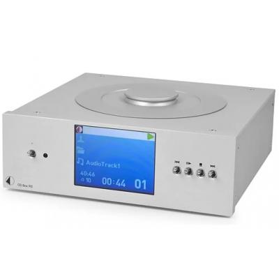 CD проигрыватель Pro-Ject CD Box RS Silver