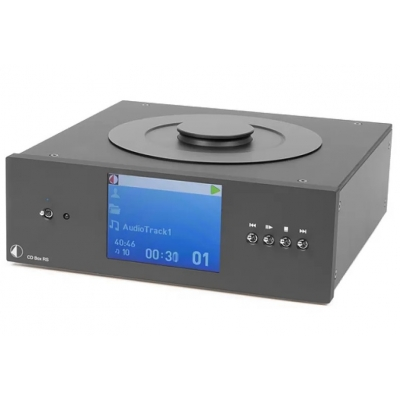 CD проигрыватель Pro-Ject CD Box RS2 T Black