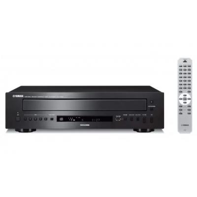 CD проигрыватель Yamaha CD-C600 Black
