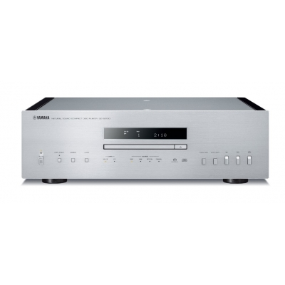 CD проигрыватель Yamaha CD-S2100 Silver/Piano Black