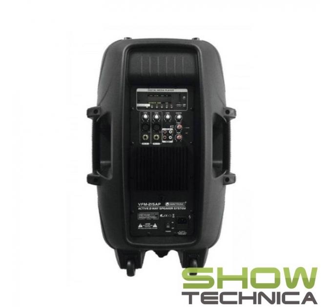 Omnitronic VFM-215AP - активная акустическая система
