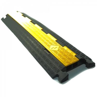 Кабельный трап 2-Chanel Light Duty Rubber Cable Protector