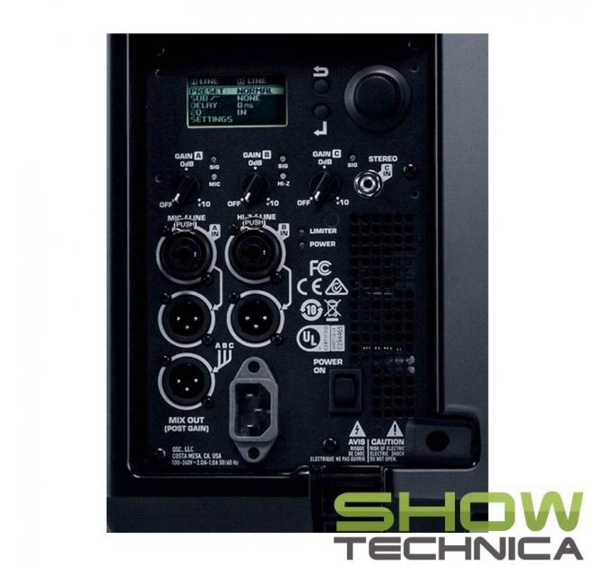 QSC K12.2 - активная акустическая система