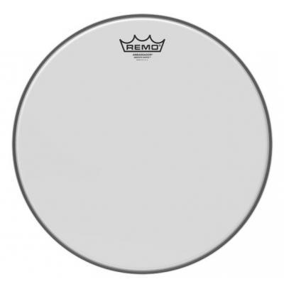 "Пластик для бас-барабана REMO 20"" AMBASSADOR BASS SMOOTH WHITE"