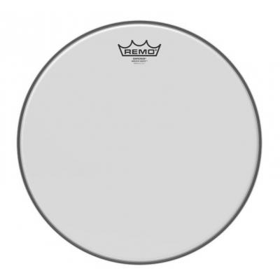 Двойной матовый пластик REMO 12' SMOOTH WHITE