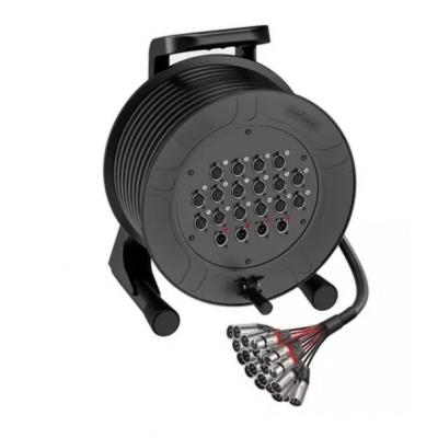 Кабельный барабан с акустическим кабелем ROXTONE CDAC1604L45, 45 м