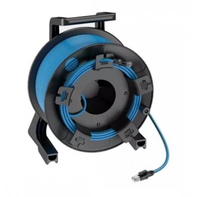 Кабельный барабан с гибким кабелем категории 5 ROXTONE CDC5FB2WL50, 50 м