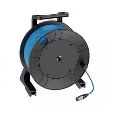 Кабельный барабан с гибким кабелем категории 5 ROXTONE CDC5FBL50, 50 м