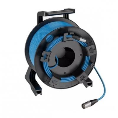 Кабельный барабан с гибким кабелем категории 5 ROXTONE CDC5FBWL50, 50 м