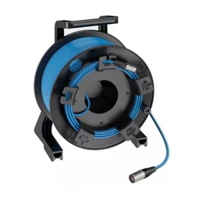 Кабельный барабан с гибким кабелем категории 5 ROXTONE CDC5FBWL60, 60 м