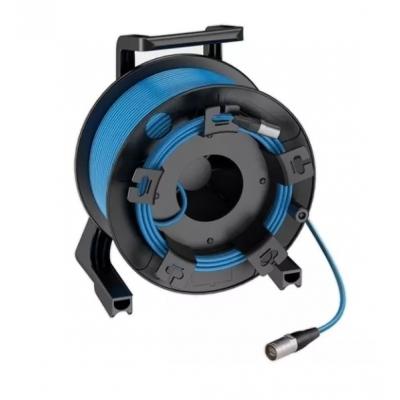 Кабельный барабан с гибким кабелем категории 5 ROXTONE CDC5FBWL70, 70 м