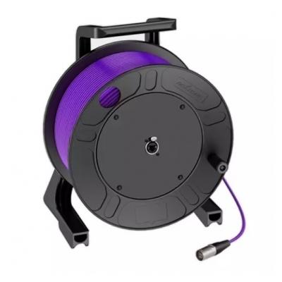 Кабельный барабан с гибким кабелем категории 5 ROXTONE CDC5SBL70, 70 м