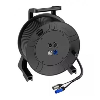 Кабельный барабан с DMX кабелем ROXTONE CDPS010L25, 25 м