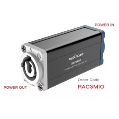 Переходник Roxtone RAC3MIO POWER IN - POWER OUT
