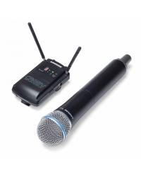 SAMSON Concert 88 Camera Handheld w/Q8