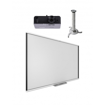Интерактивный комплект SMART Technologies SMART Board SBM777V + IN114AA