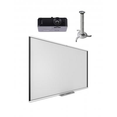 Интерактивный комплект SMART Technologies SMART Board SBM777V + IN114BB
