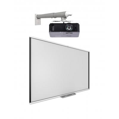 Интерактивный комплект SMART Technologies SMART Board SBM777V + IN114BBST