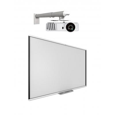 Интерактивный комплект SMART Technologies SMART Board SBM777V + INV30