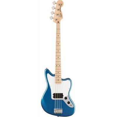 Бас-гитара SQUIER by FENDER AFFINITY SERIES JAGUAR BASS MN LAKE PLACID BLUE