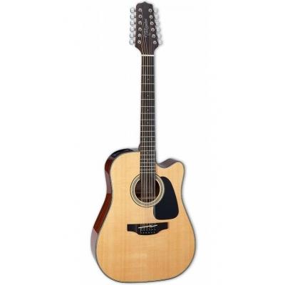 Электроакустическая гитара TAKAMINE GD30CE-12NAT