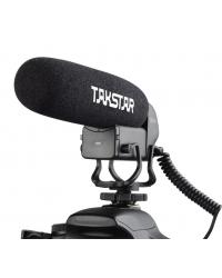 Микрофон для записи камеры Takstar SGC-600