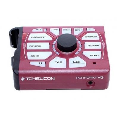 Вокальный процеcсор TC Helicon Perform VG