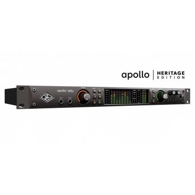 Аудиоинтерфейс UNIVERSAL AUDIO Apollo x8p Heritage Edition (Rack/Mac/Win/TB3)