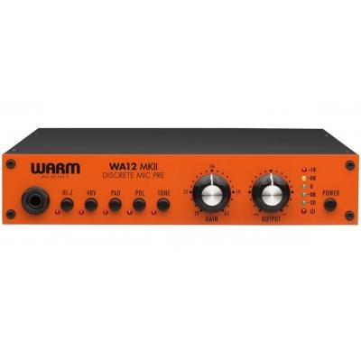 Микрофонный предусилитель WARM AUDIO WA12 MKII